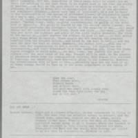 1969-01-16 Newsletter, Fort Madison Branch of the NAACP Page 2