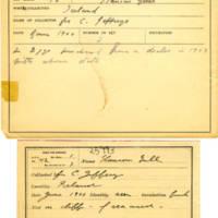 Thomas Wilmer Dewing, egg card # 029