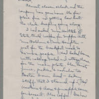 1943-01-13 Laura Davis to Lloyd Davis Page 1