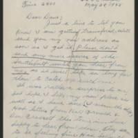 1945-05-29 J. Donald Hazen to Dave Elder