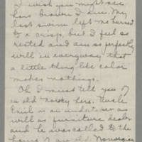 1918-08-06 Daphne Reynolds to Conger Reynolds Page 6