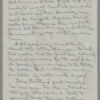 1945-08-05 Laura Davis to Lloyd Davis Page 3
