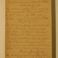 1926-07-13 -- 1926-07-16