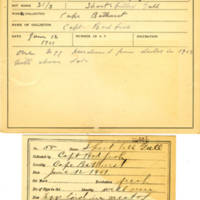 Thomas Wilmer Dewing, egg card # 045