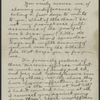 1917-10-16 Conger Reynolds to Emily Goodenough Page 1