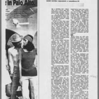"""1972-01-30 New York Times Magazine Article: """"""""Metamorphosis Of A Campus Radical"""""""" Page 12"""