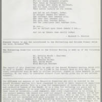 1968-11-14 Newsletter, Fort Madison Branch of the NAACP Page 2