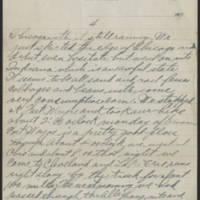 1917-09-21 Harvey Wertz to Mr. L.A. Wertz Page 4