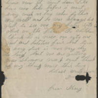 1895-08-17 Letter from Mary Bentley Page 2