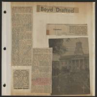 Boyd 'Drafted'