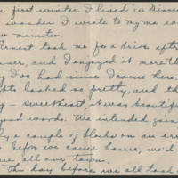 1918-09-02 Daphne Reynolds to Conger Reynolds Page 3