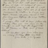 1916-06-04 John Reynolds to Conger Reynolds Page 2