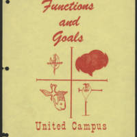 Functions and Goals: United Campus Ministry