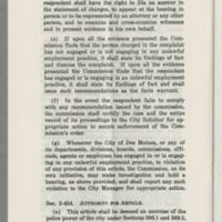 Ordinance on Human Rights and Job Discrimination Page 8
