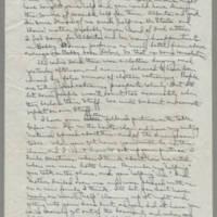1943-02-21 Laura Davis to Lloyd Davis Page 2