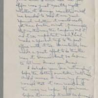 1943-01-11 Laura Davis to Lloyd Davis Page 3