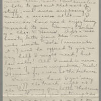 1918-07-14 Daphne Reynolds to Conger Reynolds Page 6