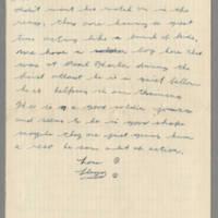 1942-08-23 Lloyd Davis to Laura Davis Page 4