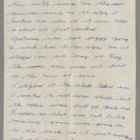 1942-01-27 Lloyd Davis to Laura Davis Page 2