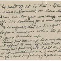 1918-06-08 Robert M. Browning To Dr. Mabel C. Williams Page 4