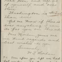 1918-04-30 W.L. Ketcham to Conger Reynolds Page 4