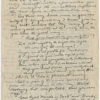 1918-06-14 Bob Browning to Karl Hoffman Page 2