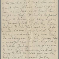 1919-04-17 Daphne Reynolds to Conger Reynolds Page 2