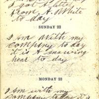 1863-02-21 -- 1863-02-23