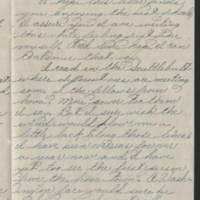 1945-04-30 Pfc. Eddie Prebyl to Dave Elder Page 3
