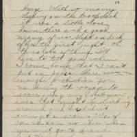 1918-09-30 Thomas Messenger to Mr. & Mrs. N.H. Messenger Page 2