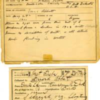 Thomas Wilmer Dewing, egg card # 002