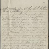 1917-10-28 Harvey Wertz to Mr. L.A. Wertz Page 2