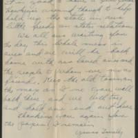 1945-06-14 Harold Kern to Dave Elder Page 2