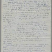1944-01-18 Helen Fox to Bess Peebles Fox Page 1