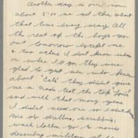 1942-07-09 Lloyd Davis to Laura Davis Page 1