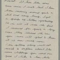 1945-04-22 Lloyd Davis to Laura Davis Page 1