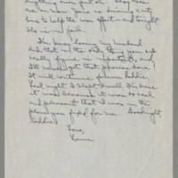 1943-02-03 Laura Davis to Lloyd Davis Page 3