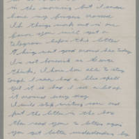 1942-12-30 Lloyd Davis to Laura Davis Page 2