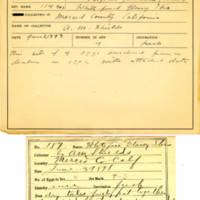 Thomas Wilmer Dewing, egg card # 132