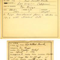 Thomas Wilmer Dewing, egg card # 227