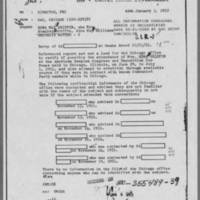 1952-01-03 Special Agent in Charge, Chicago Field Office to Director, FBI regarding Edna Griffin