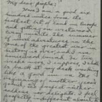 1916-08-16 Conger Reynolds to Mr. & Mrs. John Reynolds Page 1