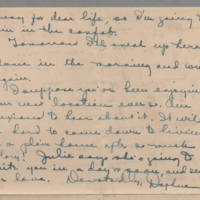 1918-08-18 Daphne Reynolds to Conger Reynolds Page 6