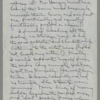 1945-08-14 Laura Davis to Lloyd Davis Page 2