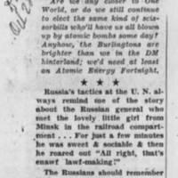 1947-10-28 Des Moines Register Harlan Miller Article