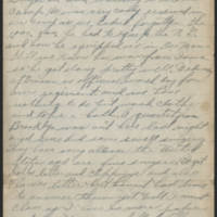 1917-09-28 Harvey Wertz to Mrs. L.A. Wertz Page 2