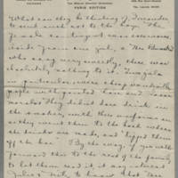 1919-05-31 Daphne Reynolds to Mary Goodenough Page 3