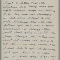 1942-12-28 Lloyd Davis to Laura Davis Page 1