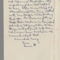 1942-09-10 Laura Davis to Lloyd Davis Page 7