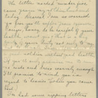 1918-02-18 Daphne Reynolds to Conger Reynolds Page 2